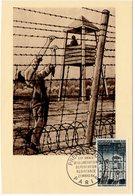 Carte Maximum 1964 - XXe Anniversaire De La Libération Déportation Résistance  - YT 1407 - Paris - Maximum Cards