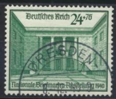 Deutsches Reich 743 O - Usados
