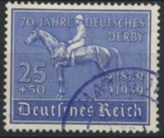 Deutsches Reich 698 O - Usados