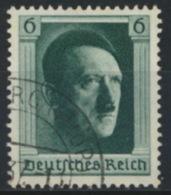 Deutsches Reich 646 O - Usados