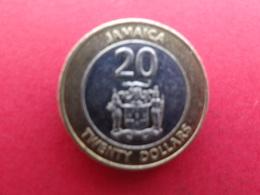 Jamaique  20 Dollars  2000 Km 182 - Jamaique