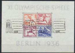 Deutsches Reich Block 6 O Sonder-Werbestempel Berlin - Deutschland