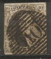 Belgique - Médaillons - Oblitérations P110 SPA - Postmark Collection