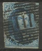 Belgique - Médaillons - Oblitérations P111 MOUSTIER - Postmark Collection