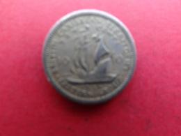 East Caraibes  10 Cents  1956  Km 5 - Territoires Britanniques Des Caraïbes