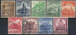 Deutsches Reich 751/59 O - Usados