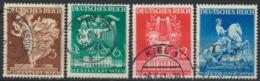 Deutsches Reich 768/71 O - Usados