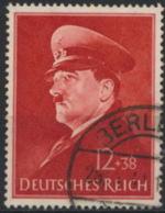 Deutsches Reich 772 O - Usados