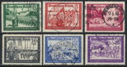 Deutsches Reich 773/78 O - Usados