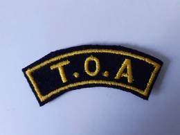 Troupes Occupation Allemagne - Patches