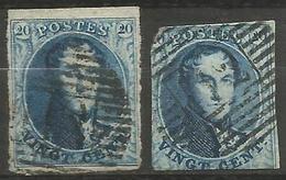 Belgique - Médaillons - Oblitérations P112 STAVELOT - Postmark Collection