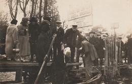 Un Lot De 3 Cartes Photos Inondations à QUIMPER En 1929 - Quimper