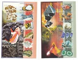 Tchad 4 BF MNH 1982 Minéraux - Minéraux