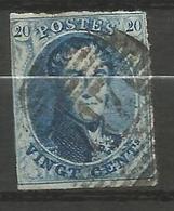 Belgique - Médaillons - Oblitérations P117 THUIN - Postmark Collection