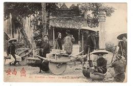 VIET NAM - HANOI Un Coin Du Marché - Vietnam