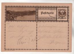+3941, Österreich > Ganzsachen, Bildpostkarte, Bregenz - Entiers Postaux