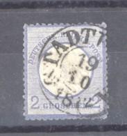 GRX 634  -  Allemagne  -  Reich  :  Mi  5  (o) - Gebruikt