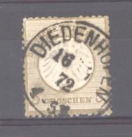 GRX 636  -  Allemagne  -  Reich  :  Mi  6  (o)    Obl. Diedenhofen - Gebruikt
