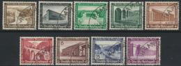 Deutsches Reich 634/42 O - Usados