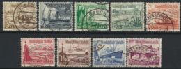 Deutsches Reich 651/59 O - Deutschland