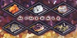 Roumanie BF MNH 2006 Minéraux - Minéraux