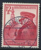 Deutsches Reich 691 O - Usados
