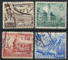 Deutsches Reich 739/42 O - Deutschland