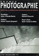 Revue France Photographie N° 197 : Bacle, Chauvin, Crottier, Jacquart - Autres