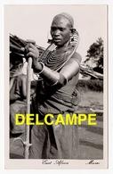 DD / ETHNIQUES & CULTURES / AFRIQUE DE L' EST / KENYA / FEMME MASSAÏ - Africa