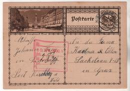 +3944, Österreich > Ganzsachen, Bildpostkarte, Innsbruck - Entiers Postaux