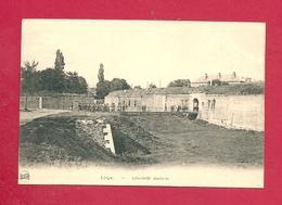 C.P. Liège =  Citadelle  Entrée - Liege