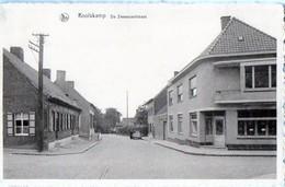 """Koolskamp (Ardooie) De Zwevezeelstraat  """"F"""" Op Achterzijde Druk - Ardooie"""
