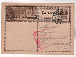 +3945, Österreich > Ganzsachen, Bildpostkarte, Innsbruck - Entiers Postaux