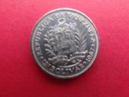 Venezuela  1 Bolivar  1967  Y42 - Venezuela