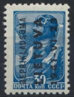 Litauen 6 ** Postfrisch - Occupation 1938-45