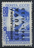 Litauen 9 ** Postfrisch - Occupation 1938-45
