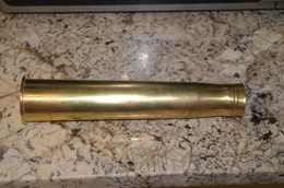 37mm Case Douille N2 Poland - Armes Neutralisées