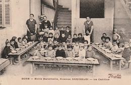 Bone Ecole Maternelle Avenue Garibaldi La Cantine - Algérie
