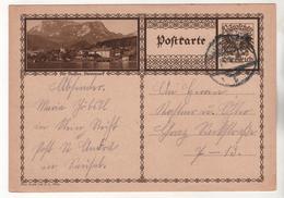 +3948, Österreich > Ganzsachen, Bildpostkarte, Alt-Aussee - Entiers Postaux