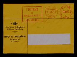 Banks Centenary CGD Caixa Geral De Depósitos (1876-1976) Saving Money Coins Portugal EMA  Sp6487 - Monete