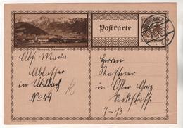 +3950, Österreich > Ganzsachen, Bildpostkarte, Admont - Entiers Postaux