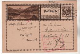 +3951, Österreich > Ganzsachen, Bildpostkarte, Zell Am See - Entiers Postaux