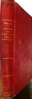 1884 Histoire D'un Pauvre Petit Mme Jeanne Cazin Lib Hachette1884 Imp.Lahure Vignettes - Percaline Bordeaux - 1801-1900