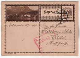 +3954, Österreich > Ganzsachen, Bildpostkarte, Alt-Aussee - Entiers Postaux
