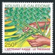 NOUV.-CALEDONIE 2014 - Yv. 1229 **   Faciale= 2,10 EUR - Artisanat Kanak: Tressage  ..Réf.NCE25730 - Nouvelle-Calédonie