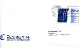 Spanien XXL004 / Inland-Mischfrankatur Auf Brief Von 2020 - 1931-Heute: 2. Rep. - ... Juan Carlos I