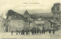 LANGRES (Haute Marne)  - Place De L' Abbé Cordier - Langres