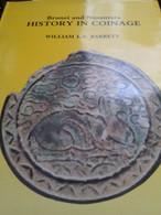 Brunei And Nusantara History In Coinage WILLIAM BARRETT 1988 - Libros, Revistas, Cómics