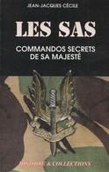 LES SAS COMMANDOS SECRETS DE SA MAJESTE - Libros