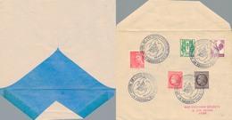 J47 - MARCOPHILIE - Enveloppe Congrs Annuel De L'Aviation Française - 16 Avril 1946 - Paris - Air Post